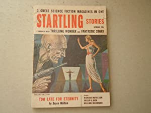 Startling Stories: Bryce Walton, Richard Matheson, Philip K Dick, William Morrison
