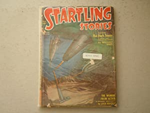 Startling Stories: Richard Matheson, Wallace West, Leigh Bracket