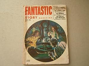 Fantastic Story: Edmund Hamilton, Richard Matheson, Murray Leinster, Thomas McClary