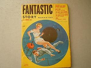 Fantastic Story: Richard Matheson, Leigh Brackett, Henry Kuttner, Sprague de Camp, Carl Jacobi, ...