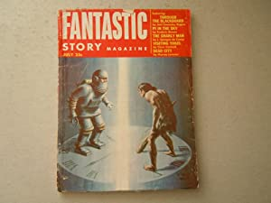 Fantastic Story: Joel Rogers, Frederic Brown, Sprague de Camp, Clev Cartmill, Murray Leinster, ...