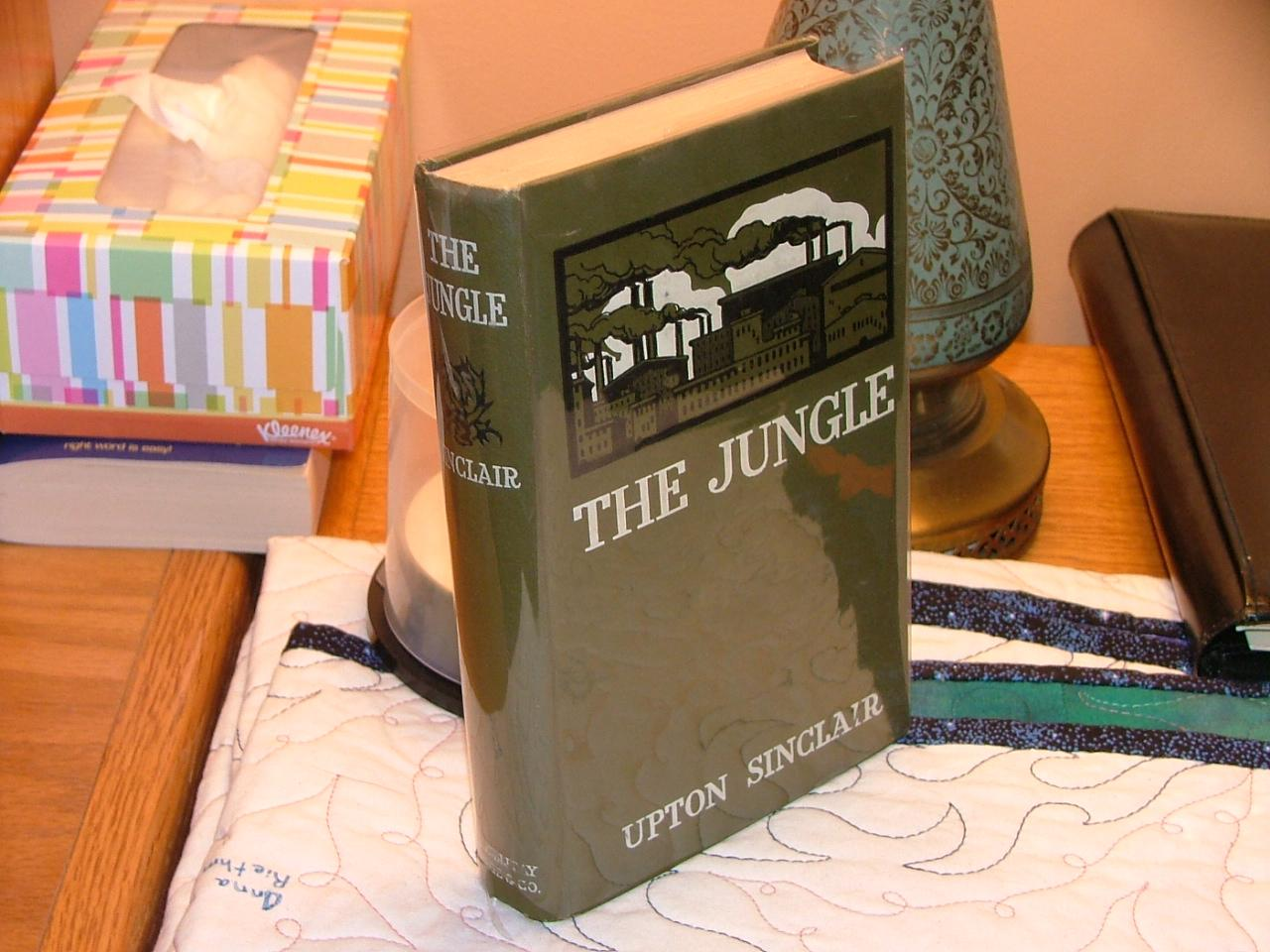 a review of upton sinclairs book the jungle (originally published june 5, 2009) upton sinclair's muckraking novel detailing the conditions of laborers in early 1900s chicago has had a great impact on american thought for more than a centuryafter seeing adam's sharp criticism of this book i had to read it for myself.
