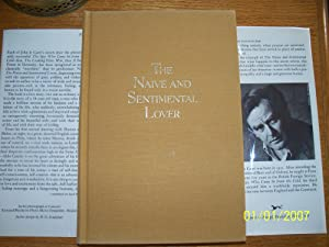 The Naive & Sentimental Lover: John Le Carre