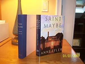 Saint Maybe: A Novel: Anne tyler