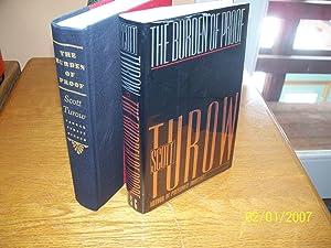 The Burden of Proof: Scott Turow