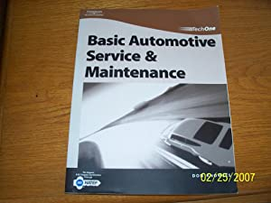 Basic Automotive Service & Maintenance: Don Knowles