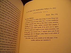 Letters of Elizabeth Hitchener to Percy Bysshe Shelley: Elizabeth Hitchener