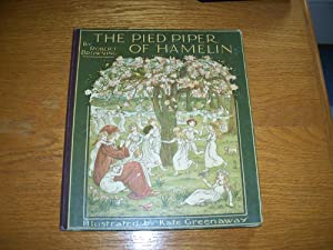 The Pied Piper of Hamelin: Robert Browning