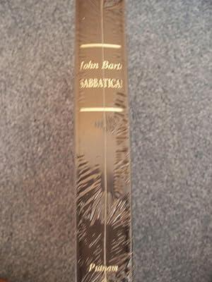 Sabbatical: John Barth