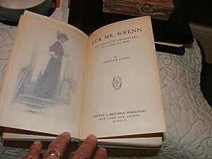 Our Mr. Wrenn: Sinclair Lewis