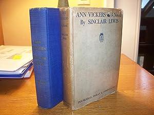 Ann Vickers: Sinclair Lewis