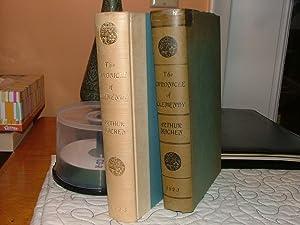 The Chronicle of Clemendy: Arthur Machen