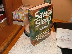 Savage sleep: Millen Brand