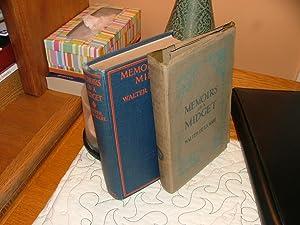 Memoirs of a Midget: Walter de la Mare