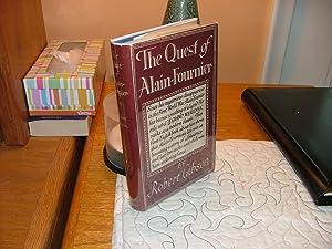 The Quest of Alain-Fournier: Robert Gibson
