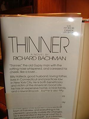 Thinner: Stephen King writing as Richard Bachman