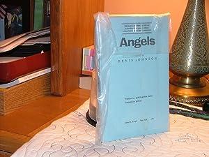 Angels: Denis Johnson