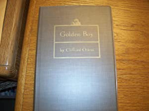 Golden Boy: Clifford Odets
