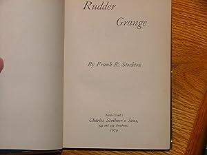 Rudder Grange: Frank Stockton