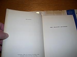 The Ox-Bow Incident: Walter Van Tilburg Clark