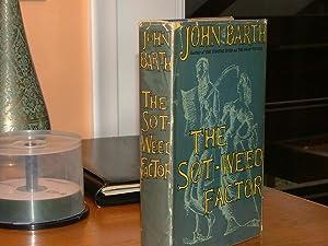 The Sot-Weed Factor: John Barth
