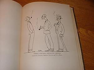Literary Lights: A book of Caricatures: Gene Markey