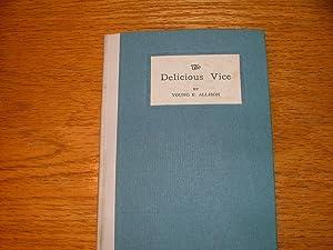 Delicious Vice: Young E. Allison