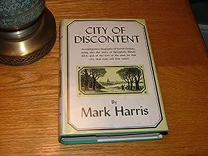 City of Discontent: Mark Harris