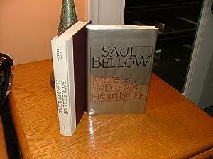 More Die of Heartbreak: Saul Bellow