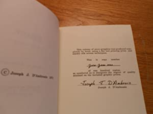 Krome, A furthur Experience: Joseph J. D'Ambrosio