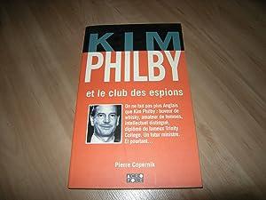 Kim Philby et le club des espions: Pierre Copernik