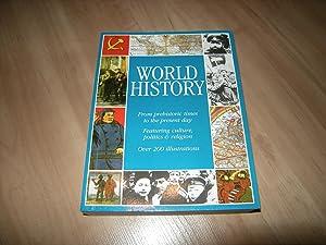 World History: Professor Jeremy Black and others