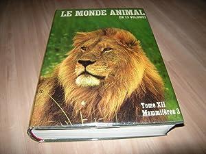 Le Monde Animal en 13 volumes : Bernhard Grzimek, édité