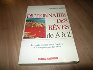 dictionnaire des reves de a a z abebooks. Black Bedroom Furniture Sets. Home Design Ideas