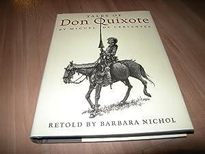 Tales of Don Quixote (by Miguel De: Barbara Nichol, retold
