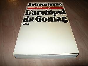 L'Archipel du Goulag 1918-1956 (Tome 1): Alexandre Soljénitsyne
