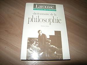 Dictionnaire de la philosophie: Didier Julia