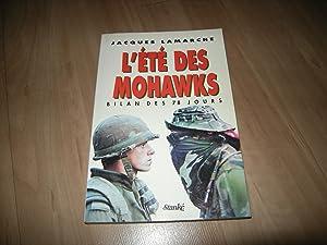 L'été des Mohawks: Bilan des 78 jours: Jacques Lamarche