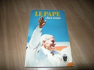 Le Pape chez nous: Guy Marchessault