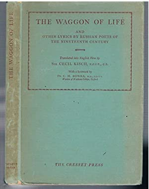 The Waggon of Life. (Limited Edition) and: KISCH, Cecil (trans,)