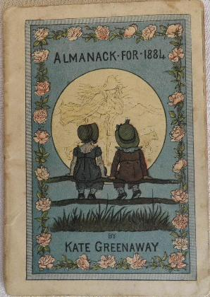 Almanack for 1884.