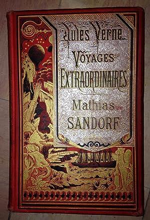 Mathias Sandorf: Verne Jules