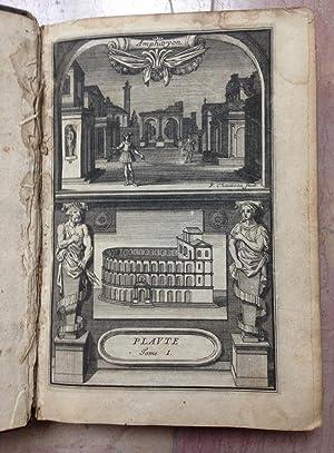 M. Acci Plauti, Comoediae in Quatuor Tomos: Plautus Marcus
