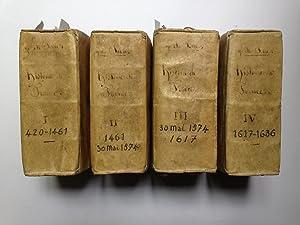 Inventaire General De L'histoire De France, Commençant: Serres Jean De