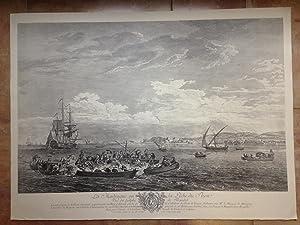 La Madrague Ou La Pêche Du Thon, Vue Du Golphe De Bandol.: Vernet Joseph