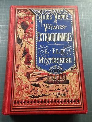L'ile Mystérieuse: Verne Jules