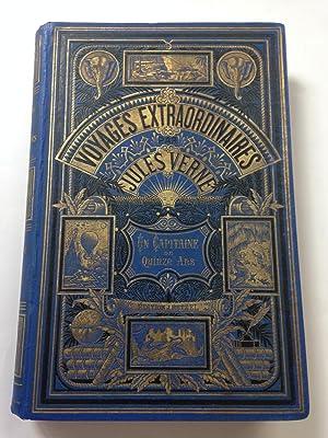 Un Capitaine De Quinze Ans: Verne Jules