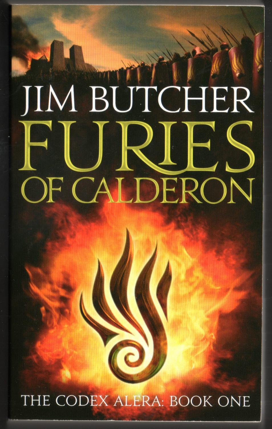 Furies Of Calderon  The Codex Alera  Book One: Jim Butcher Zoom_in  Bookseller Image
