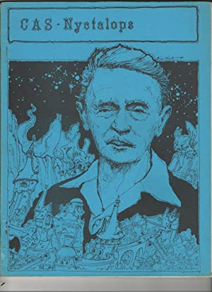 Nyctalops - Clark Ashton Smith Issue: Harry O. Morris
