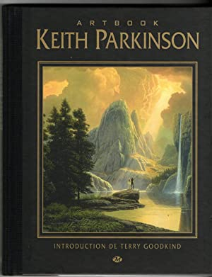 Artbook Keither Parkinson